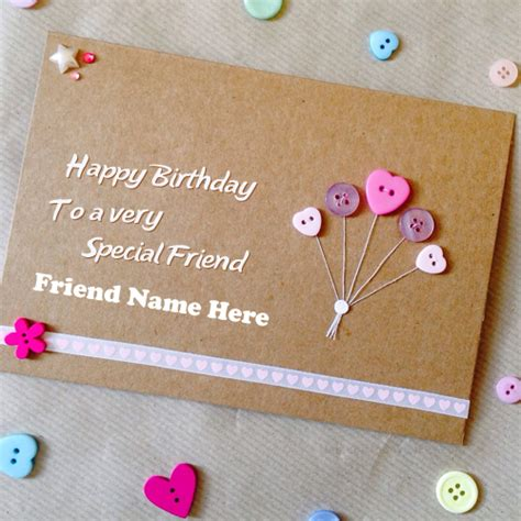 card for friend special birthday wish card for friend name whatsapp dp pics