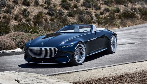 mercedes maybach 2010 mercedes wows with the vision mercedes maybach 6 cabriolet