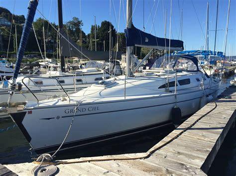 2001 used jeanneau sun odyssey cutter sailboat for sale - Jeanneau Boats For Sale Seattle