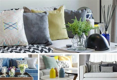 sofa throw pillow examples sofa decor guide