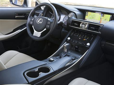 lexus is300 2017 interior 2017 lexus is 300 price photos reviews safety