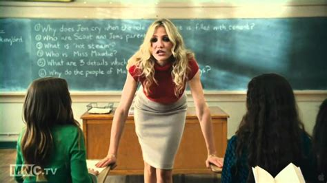 Bad Teacher 2011 Film Movie Juice Bad Teacher 2011 Movie Trailer Youtube