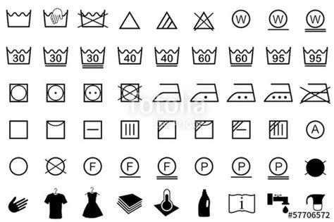 Decke 95 Grad Waschen by Quot W 228 Schezeichen Pflegesymbole W 228 Sche Waschen Reinigen