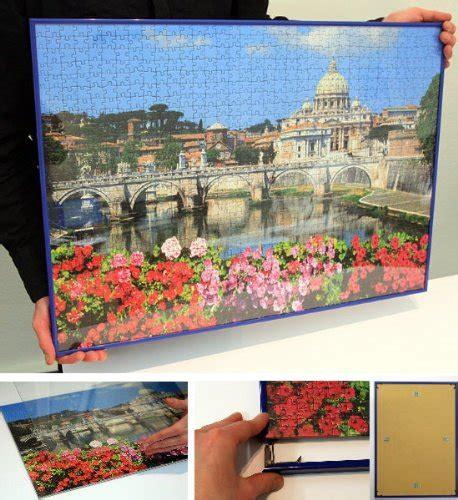 cornici per puzzle le cornici relativemira cornice speciale per puzzle 75x98