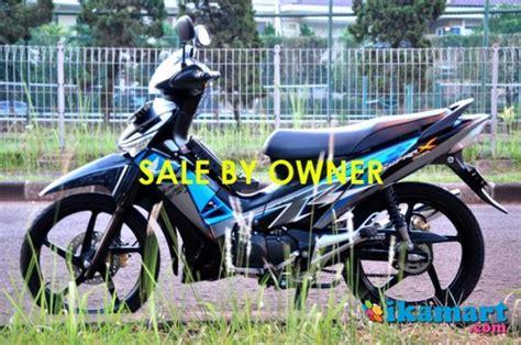 Honda Supra X 125 Mulus jual honda supra x 125 cw dd 2011 mulus plat b dki motor