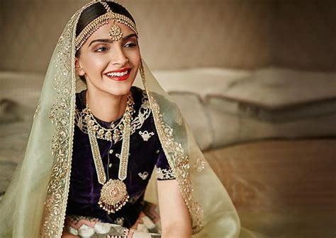 Revealed: Sonam Kapoor Will Wear This Designer At Her ...