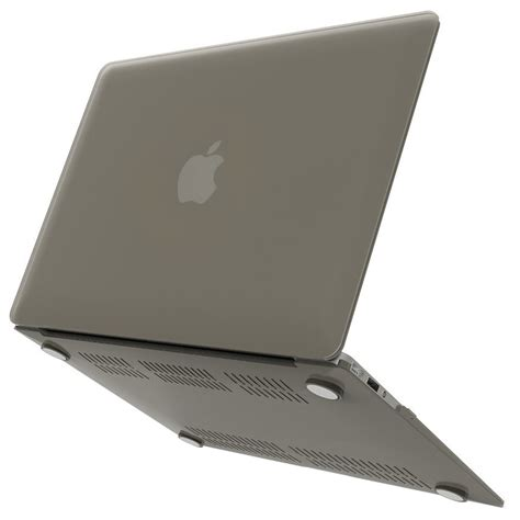 Casing Macbook Air frosted shell apple macbook air 13 inch grey