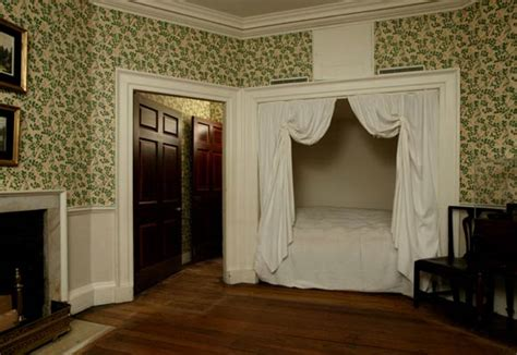 thomas jefferson bed north octagonal madison room thomas jefferson s monticello
