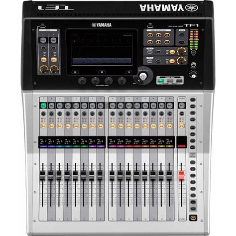 Billy Musik Digital Mixer Yamaha Tf1 16 Channel 20 Aux Usb Yamaha Tf1 16 Channel Digital Mixer