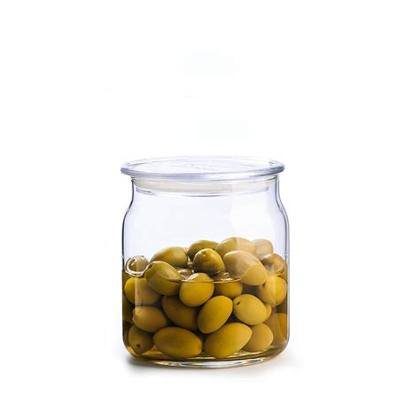 Home Decor Wholesale Supplier glass bell jars wholesale glass jars with plastic lid for sale