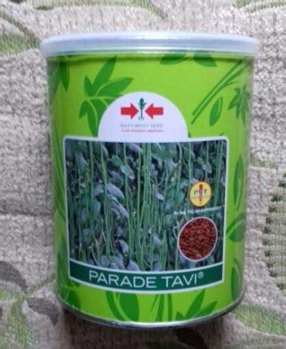 Bibit Kacang Panjang Cap Panah Merah jual benih kacang panjang parade tavi 500 gram panah