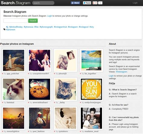 Can Other See What I Search On Instagram Search Instagram Photos With Search Stagram