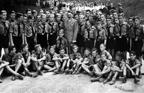 hitler youth biography how the hitler youth turned a generation of kids into
