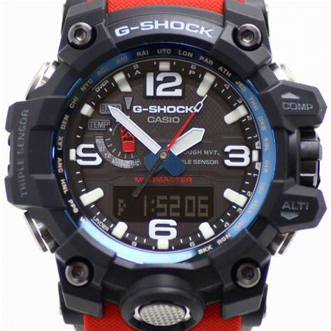 Casio G Shock Gwg 1000rd 4a casio g shock gwg 1000rd 4a rescue mudmaster luxury