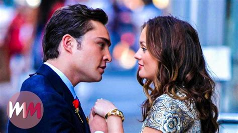 chuck and blair best moments top 10 unforgettable chuck and blair moments