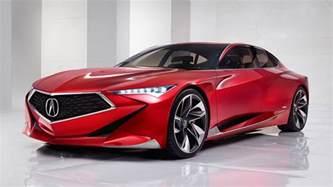 Honda Acura Cars Acura Precision Concept Unveiled Previews The Future Of