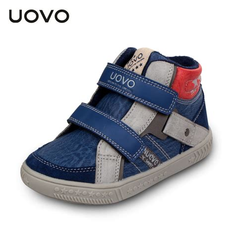 Casual Sneakers Sports Code 35 Wy uovo brand casual sport shoes eu 27 35 boys fashion warm