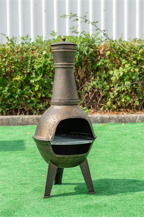 small chiminea patio heater rattanfurniturego
