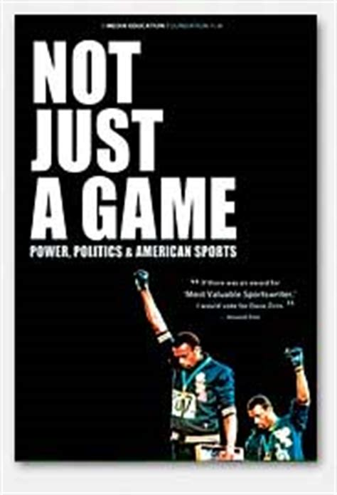 sport and the neoliberal profit politics and pedagogy the american cus books 187 not just a power politics american sports zinn