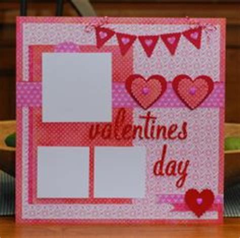 Valentines Scrapbooking Idea by S Scrapbook Page By A Page Cathy Et Fran 231 Ois
