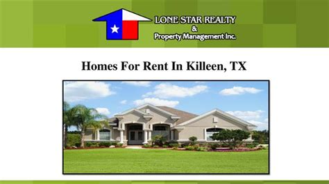 houses for rent in killeen homes for rent in killeen tx authorstream