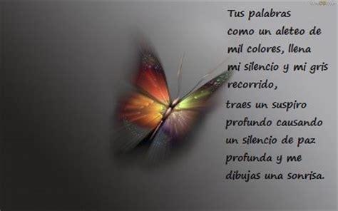 frases con mariposas imagenes mariposa escritos de un caracol