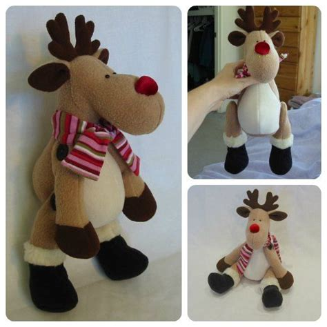 sewing pattern reindeer pinterest the world s catalog of ideas