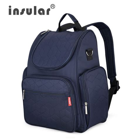 insular baby backpacks nappy bags multifunctional changing bags for
