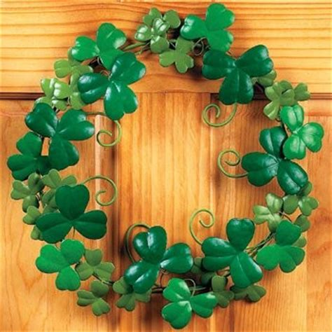 st s day decorations shamrock decorations home st s day shamrock decorations