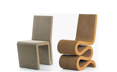 mobili cartone mobili di cartone l ultima tendenza ecosostenibile per la