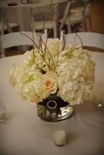 Calla Lily Chandelier Winter Wedding Annateague