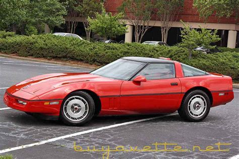 how to fix cars 1987 chevrolet corvette navigation system 1987 corvette for sale at buyavette 174 atlanta georgia