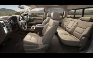 2015 chevrolet silverado hd interior 1 2560x1600
