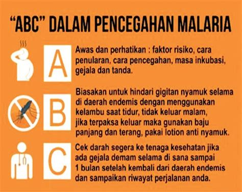profil malaria eliminasi malaria indonesia