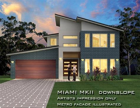 miami downslope mkii 35 square home design tullipan homes