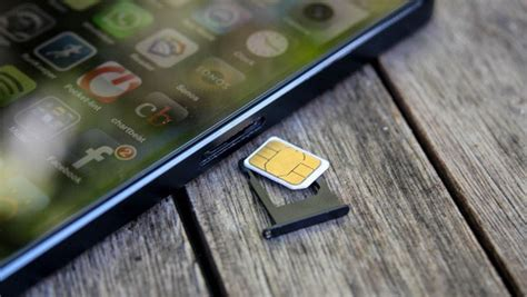 the dangerously small iphone 5 nano sim trimming unlocking and adapters extremetech