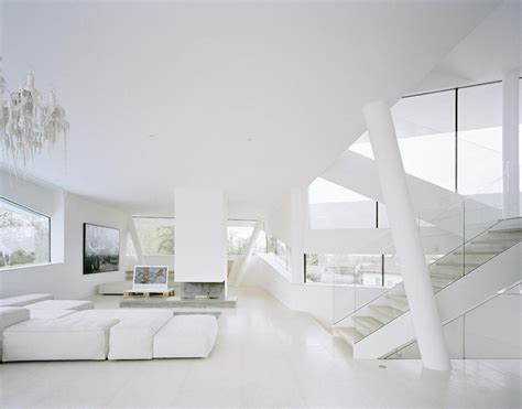 All Interiors by 20 Beautiful All White Living Room Ideas