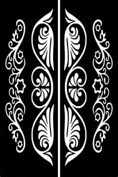 what do they use for henna tattoos frame o vinyl decal borders frames vinyl decals