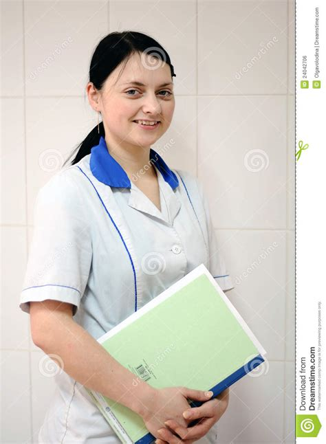 Doctor Records Doctor With Records Royalty Free Stock Image Image 24042706