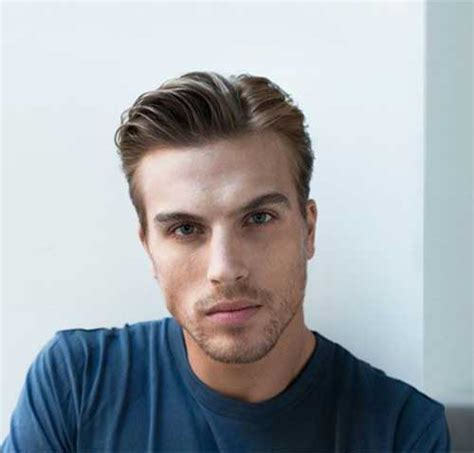 Center Part Mens Hairstly | 30 new men hair cuts mens hairstyles 2018