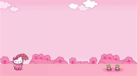 gambar  kitty wallpaper foto lucu cantik