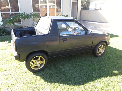 Mighty Boy Suzuki 1985 Suzuki Mighty Boy 300kg Car Sales Nsw Illawarra