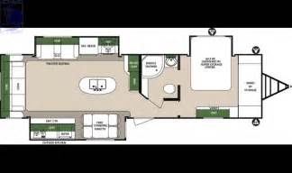 Surveyor Travel Trailers Floor Plans by 2017 Forest River Surveyor 33rklok Travel Trailer