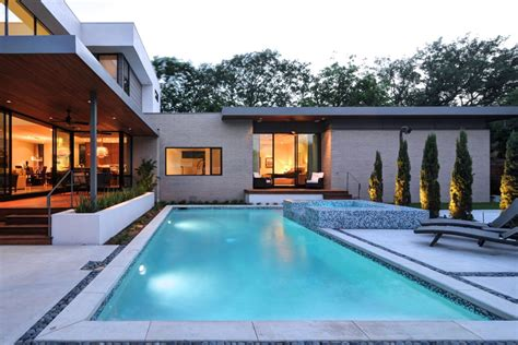 modern home design houston modern house in houston from architectural firm studiomet