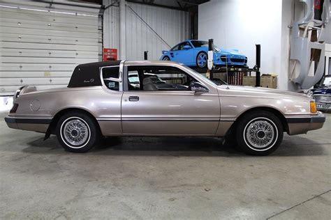 1986 mercury cougar for sale 67136 mcg 1986 mercury cougar for sale 67136 mcg