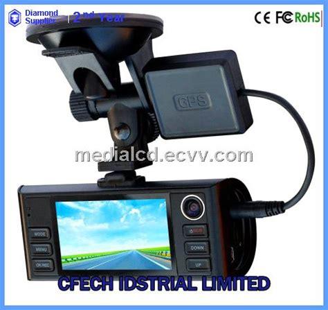 Kamera Mobil Dual Lens Vehicle Blackbox Dvr Hd 1080p 1 dual car dvr hd 2 7 quot screen gps g sensor two