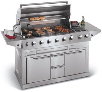 kitchen grill appliance electrolux stainless gas grill outdoor kitchen appliances