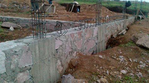 como hacer cadenas para construccion desplante cimentaci 243 n ideas construcci 243 n casa