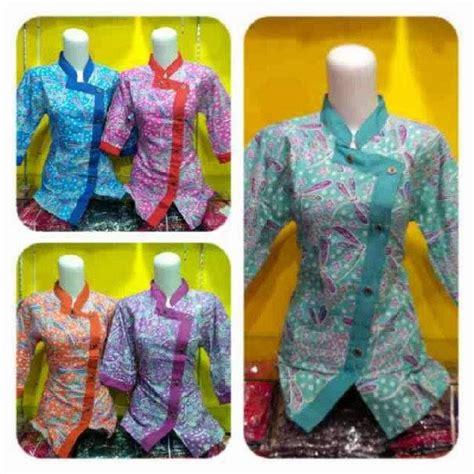 Theresa Kimono Blouse Murah blouse kimono murah blue denim blouses