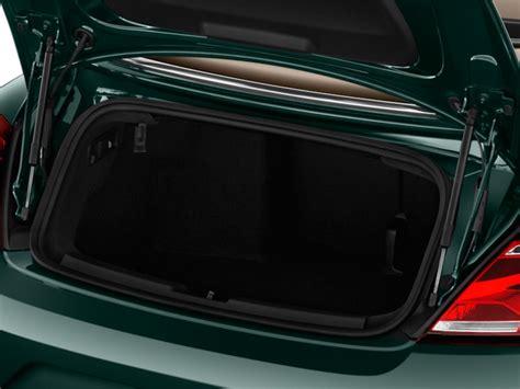 volkswagen beetle convertible trunk image 2017 volkswagen beetle convertible 1 8t s auto